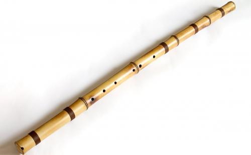 Сяо D4 (ре), традиционная